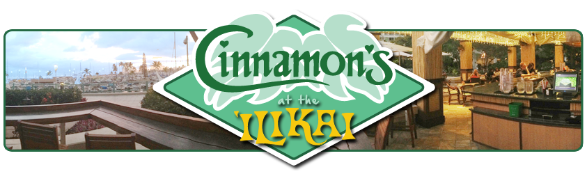 Cinnamons at the 'Ilikai