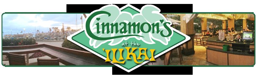 Cinnamons at the 'Ilikai