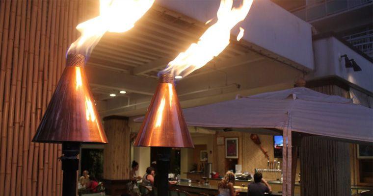 Welcome to Cinnamon's at the 'Ilikai